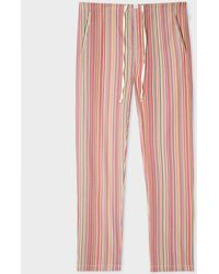 Paul Smith - Signature Stripe Pyjama Bottoms - Lyst