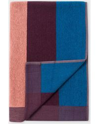 Paul Smith - 'Artist Stripe' Beach Towel - Lyst