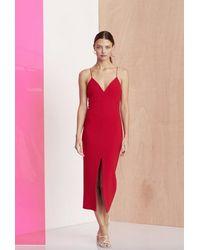 Bec & Bridge C'est Magnifique Dress - Red