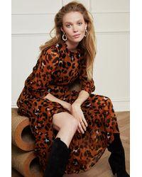 FABIENNE CHAPOT Ruby Dress - Brown