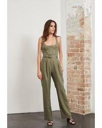 Bec & Bridge Stella Trousers - Natural