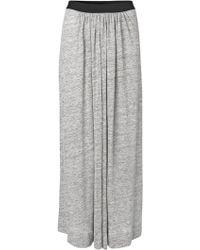 By Malene Birger Lanian Skirt - Gray