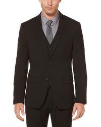 Perry Ellis - Slim Fit Solid Suit Jacket - Lyst