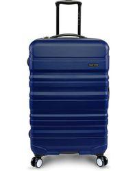 "Perry Ellis - 29"" Hamilton Upright Check Luggage - Lyst"