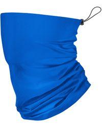 Perry Ellis Adjustable Solid Gaiter - Blue
