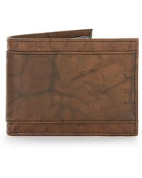 Perry Ellis - Crunch Passcase Wallet - Lyst