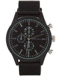 Perry Ellis Portfolio Black Watch