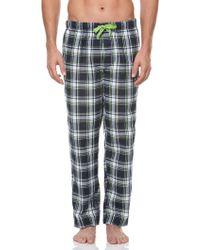 Perry Ellis Woven Sleep Pant - Multicolor
