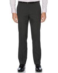 Perry Ellis Non-iron Stripe Suit Pant - Multicolour
