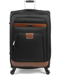 "Perry Ellis | 29"" Premise Upright Check Luggage 