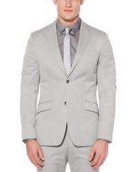 Perry Ellis - Very Slim Heather Solid Suit Jacket - Lyst
