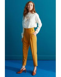 Perspective Brittany Trousers 1250 - Yellow