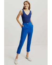 Perspective Alia Trousers 1311 - Blue