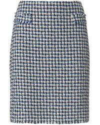 Gerry Weber La jupe taille 46 - Bleu