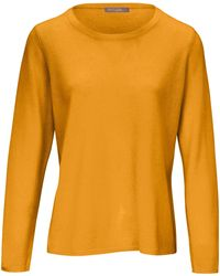 include - Rundhals-pullover - Lyst