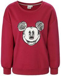 Disney Sweatshirt - Rot
