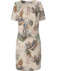 mayfair by Peter Hahn La robe manches courtes taille 38 - Multicolore