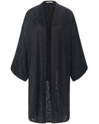 Uta Raasch La blouse manches 7/8 taille 003 - Noir