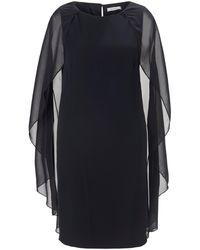 Elena Miro La robe sans manches taille 50 - Bleu