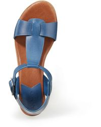 Kickers Sandale valmons - Blau
