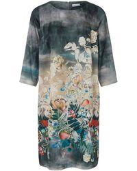 Portray Berlin La robe manches 3/4 - Multicolore