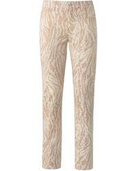 ANGELS Le jean regular fit modèle cici taille 48 - Neutre