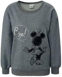 Disney Sweatshirt - Grau