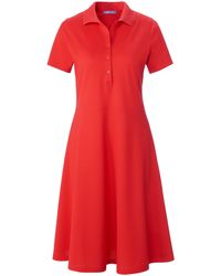 DAY.LIKE La robe 100% coton taille 50 - Rouge
