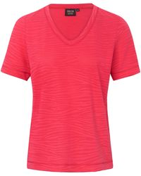 Canyon Le t-shirt col v taille 50 - Rouge
