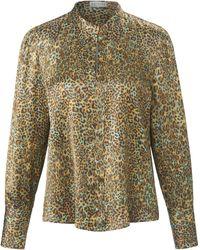 Portray Berlin La blouse à enfiler, manches longues taille 40 - Vert