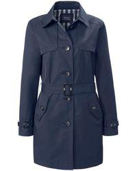 Basler Trench-coat - Blau