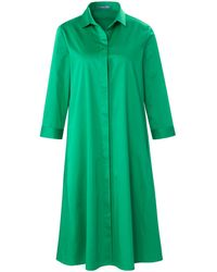 DAY.LIKE La robe manches 3/4 taille 38 - Vert