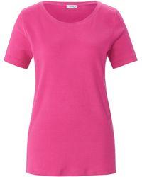 Looxent Rundhals-shirt 1/2-arm - Pink