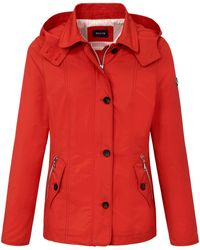 Basler Jacke größe - Rot