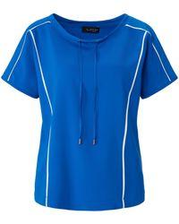 Looxent Blusen-shirt zum schlupfen - Blau