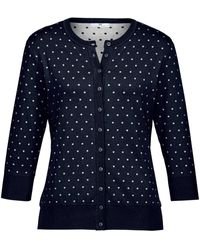 Peter Hahn - Le cardigan taille 40 - Lyst