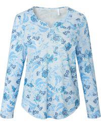 RÖSCH Le pyjama 100% coton taille 38 - Bleu