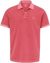 GANT - Polo-shirt - Lyst