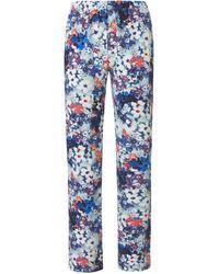 Green Cotton Le pantalon 100% coton taille 48 - Bleu