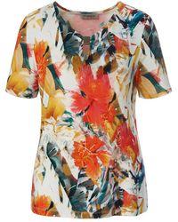 Uta Raasch Shirt 1/2-arm - Mehrfarbig