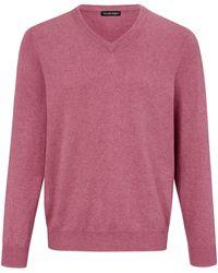 Louis Sayn V-pullover - Pink