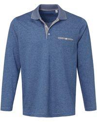 E.Muracchini Polo-shirt - Blau