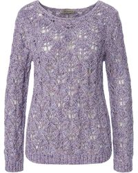 Uta Raasch Le pull taille 50 - Violet