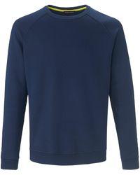 Louis Sayn Le sweatshirt 100% coton taille 48 - Bleu