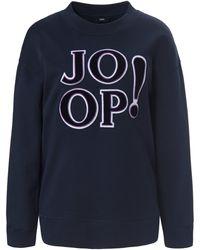 Joop! Sweatshirt - Blau