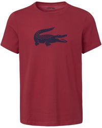 Lacoste Shirt - Rot