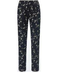 Green Cotton Le pantalon 100% coton taille 40 - Noir