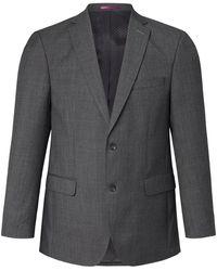 Carl Gross La veste 100% laine vierge coupe modern fit taille 50 - Gris