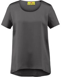 LIEBLINGSSTÜCK Le t-shirt lieblingsstück taille 44 - Gris