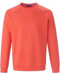 Louis Sayn Le sweatshirt 100% coton taille 48 - Rose